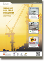 Singapore Builders Directory Book Cover