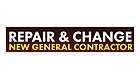 REPAIR AND CHANGE NEW GENERAL CONTRACTOR