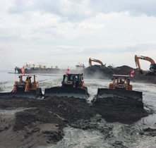 CHANGI EAST RECLAMATION PROJECT