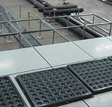 M3 CEMENT CORE / ALL STEEL / OA RAISED ACCESS FLOORS