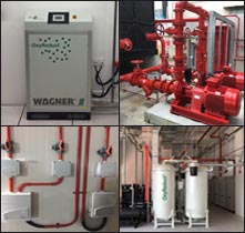FIRE PROTECTION EQUIPMENT & SYSTEM