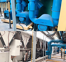 WATER COOLED CHILLER PLANT & AIR COOLED CHILLER PLANT PROJECTS
