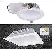 DLUCES<sup>®</sup> LED DOWNLIGHTS