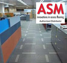 ASM ACCESS FLOOR SYSTEM