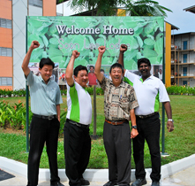 "CHOICES HOMES FOR FOREIGN WORKERS ""YOUR #1 CHOICE!"""